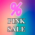 % PINK SALE %