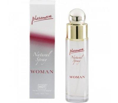 Женские духи с феромонами Natural Spray без запаха 45 мл