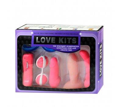 Любовный набор Love Kits из 6 предметов