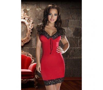 Красная сорочка Natasha L/XL