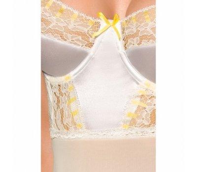 Кремовая сорочка Corinne L/XL