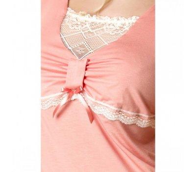 Ночная сорочка персикового цвета M