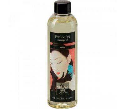 Массажное масло Shiatsu Роза 250 мл
