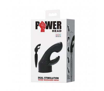 Насадка для вибромассажёра Power Head