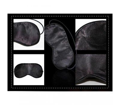 Набор Deluxe Bondage Kit (маска, кляп, наручники, плеть)