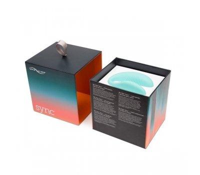We-Vibe Sync 4 Plus Мятный вибромассажер с дистанционным пультом