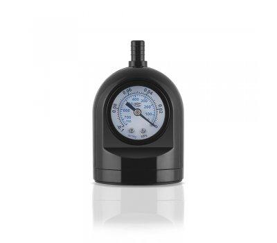 Вакуумная помпа для пениса Maximizer Worx VX2 Accu-Meter Pro Pump с мягкой насадкой, 20 см, Ø 6,3 см