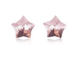 Пэстисы-звезды розовые