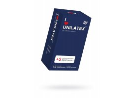 Презервативы «Unilatex Extra Strong» гладкие 12 шт