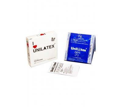 Презервативы «Unilatex Natural Ultrathin» ультратонкие 3 шт