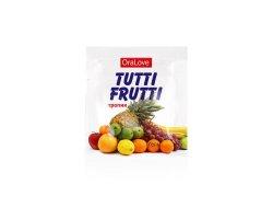 Оральный гель Tutti-frutti тропик 4 гр