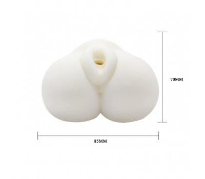 Мастурбатор с вибрацией Нежная Орхидея